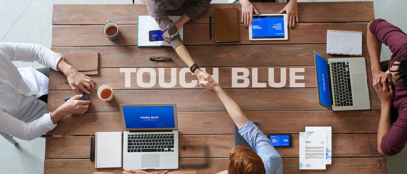 Touch Blue: Telephone Systems, Design and Consultancy