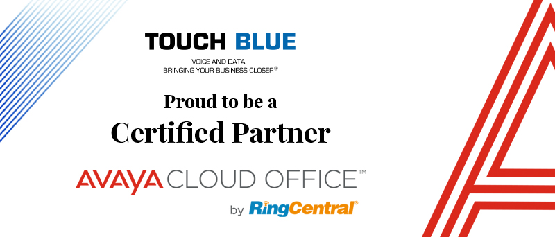 Touch Blue has been selected as a new partner of Avaya Cloud Office