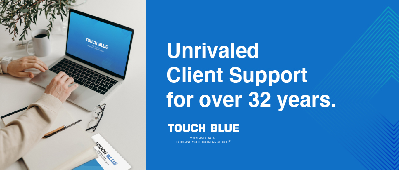 Unrivaled Client Support for over 32 years