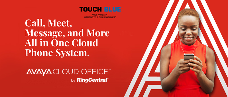 Avaya Cloud Office by RingCentral