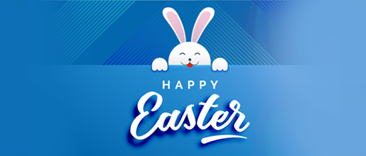 Happy Easter Holidays!