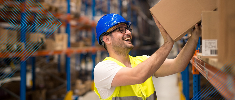Our Sectors: Warehousing/Fulfilment