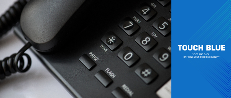 Touch Blue is the UK's leading supplier of business telephone systems